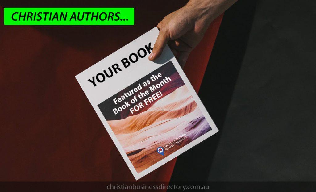 Australian Christian Author Giveaway